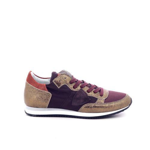 Philippe model kinderschoenen sneaker kaki 199840