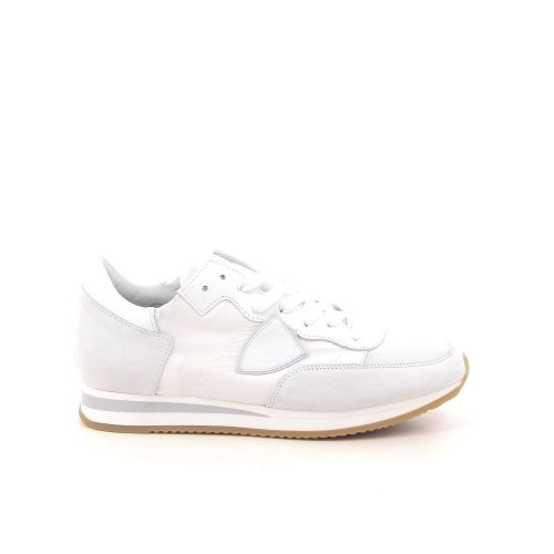 Philippe model damesschoenen sneaker wit 198066