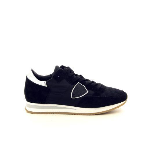Philippe model herenschoenen sneaker zwart 187645