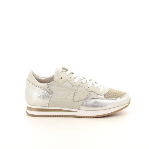 Philippe model herenschoenen sneaker beige 187645