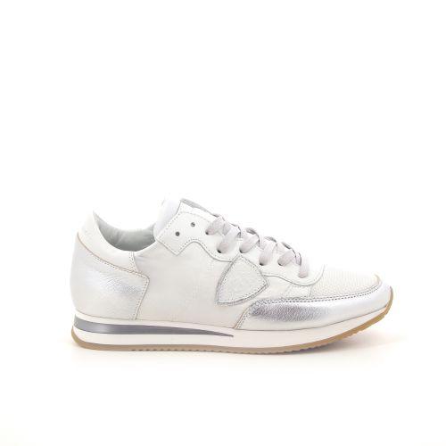 Philippe model herenschoenen sneaker wit 187645