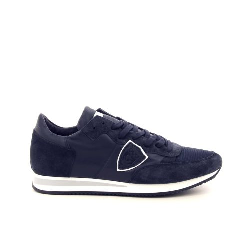 Philippe model  veterschoen donkerblauw 198580