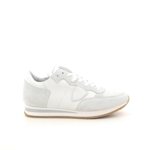Philippe model damesschoenen sneaker wit 191727