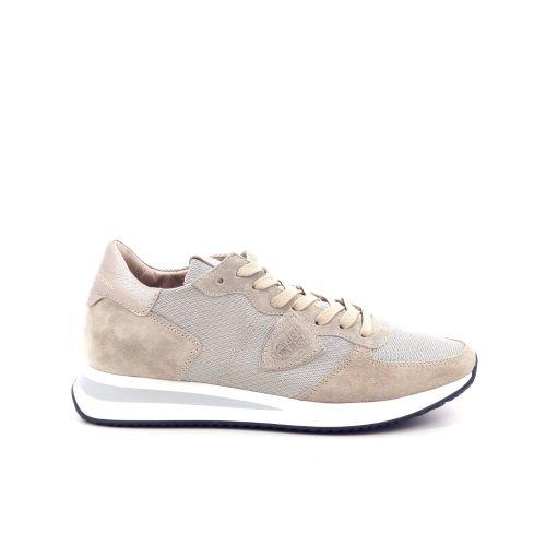 Philippe model damesschoenen sneaker beige 198071