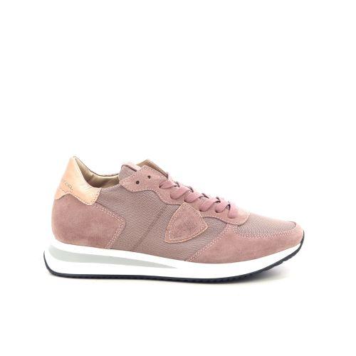 Philippe model damesschoenen sneaker rose 198071
