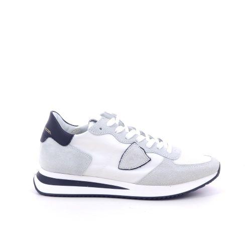 Philippe model damesschoenen sneaker wit 198071