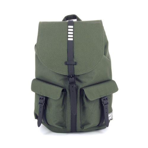 Herschel tassen rugzak groen 176137