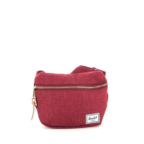 Herschel tassen handtas rood 22090