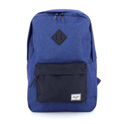 Herschel tassen rugzak blauw 22069