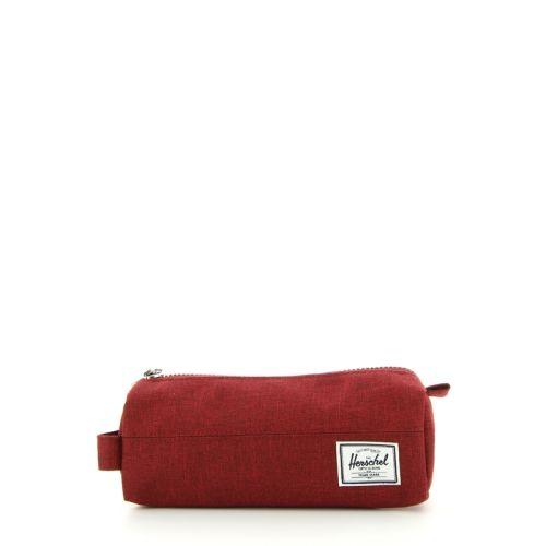 Herschel accessoires pennenzak rood 22094