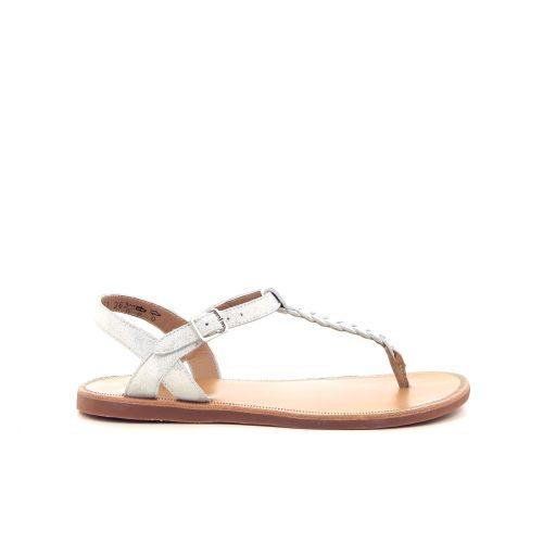 Pom d'api kinderschoenen sandaal platino 193148