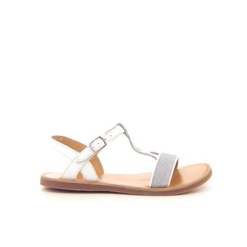 Pom d'api kinderschoenen sandaal wit 183421