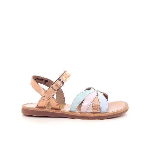 Pom d'api kinderschoenen sandaal poederrose 193149