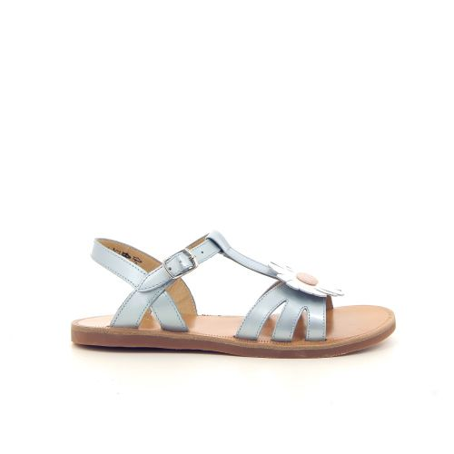 Pom d'api kinderschoenen sandaal blauw 183417