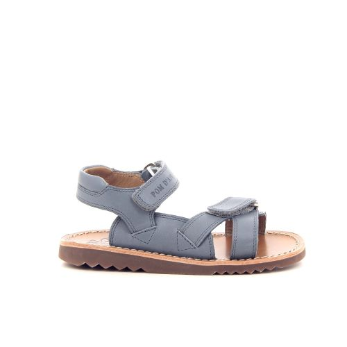 Pom d'api kinderschoenen sandaal blauw 183412