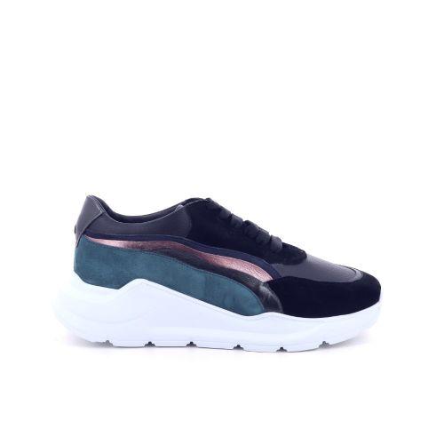 Maimai damesschoenen sneaker zwart 200496