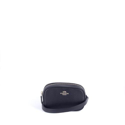 Coach tassen handtas zwart 192918