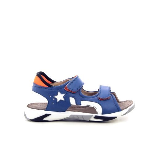 Romagnoli  sandaal kobaltblauw 194303