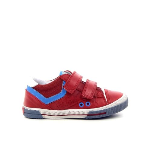 Romagnoli kinderschoenen sneaker rood 170963