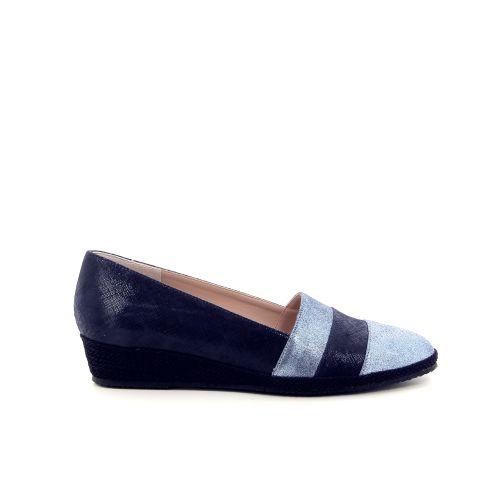 La badia  sneaker jeansblauw 169934