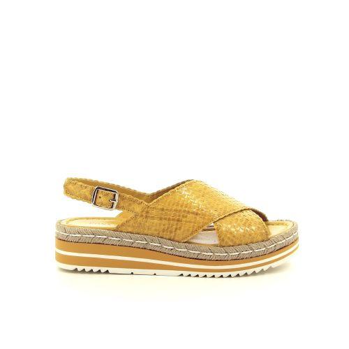 Pons quintana damesschoenen sandaal naturel 193934