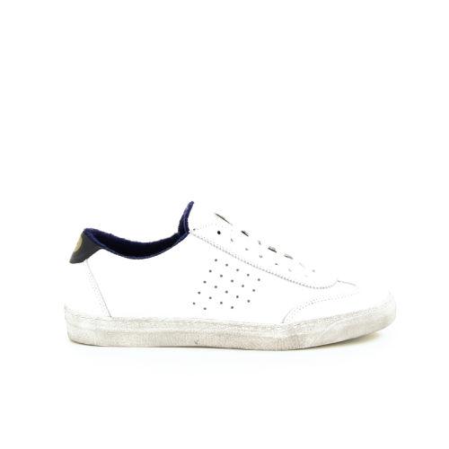 Patrick 1892 herenschoenen sneaker wit 18375