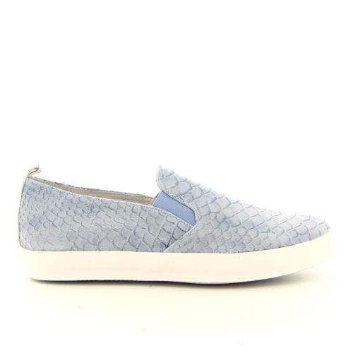 Louisa damesschoenen sneaker blauw 13377