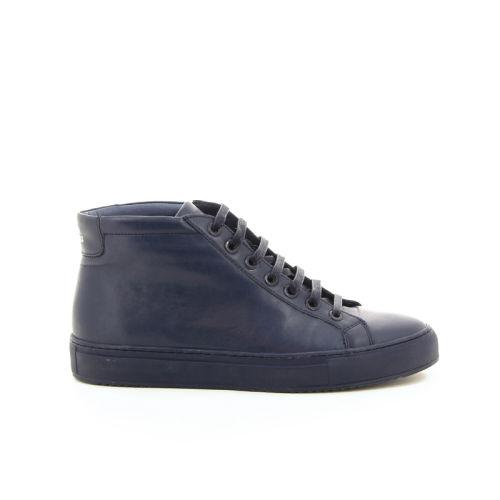 National standard herenschoenen sneaker blauw 18909