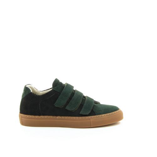National standard damesschoenen sneaker groen 18873