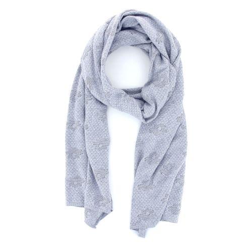 Aymara accessoires sjaals lichtgrijs 173572