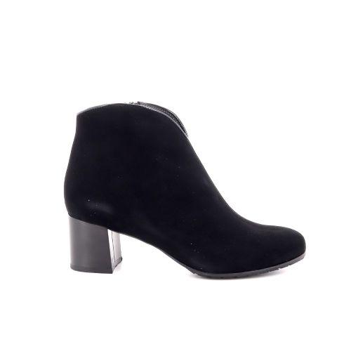Comoda idea damesschoenen boots zwart 201260