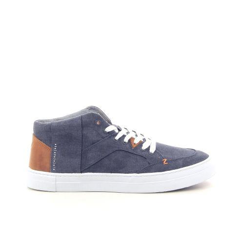 Hub  sneaker blauwgrijs 183627