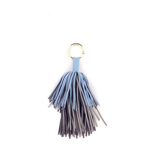 Yess accessoires sleutelhanger blauw 192661