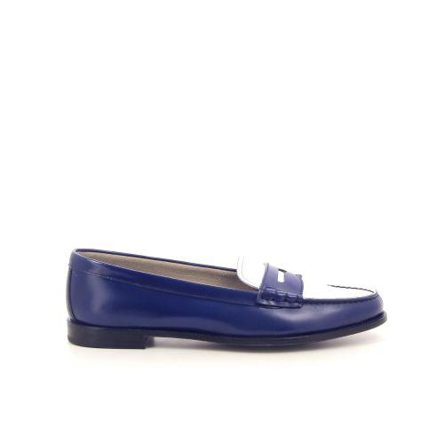 Church's damesschoenen mocassin kobaltblauw 181199
