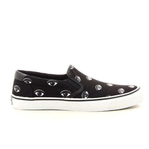 Kenzo herenschoenen sneaker zwart 14931