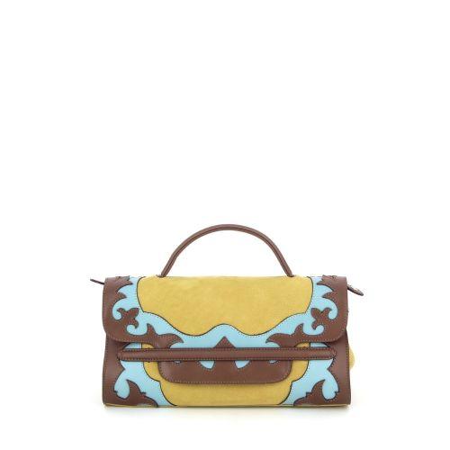Zanellato tassen handtas geel 189936