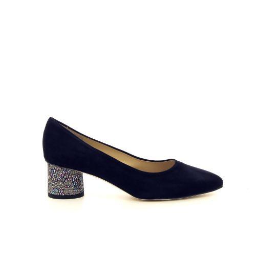 Brunate damesschoenen pump donkerblauw 195744