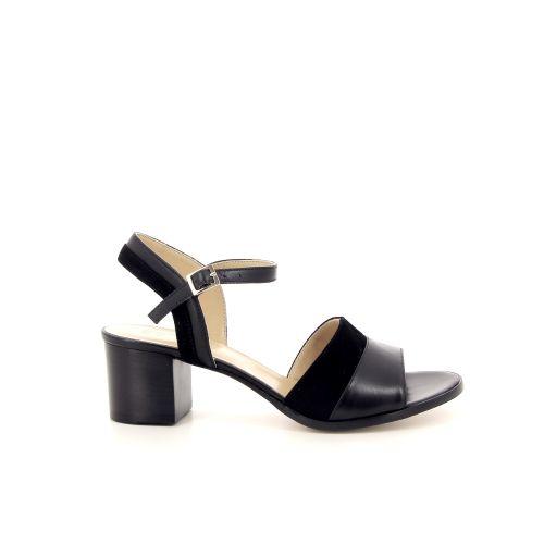 Atelier content damesschoenen sandaal zwart 183010