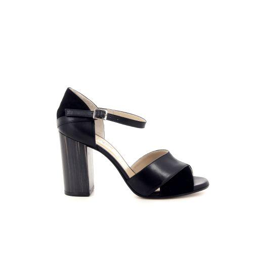 Atelier content damesschoenen sandaal zwart 193214