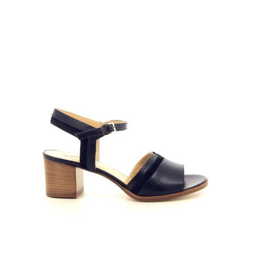 Atelier content damesschoenen sandaal donkerblauw 193207
