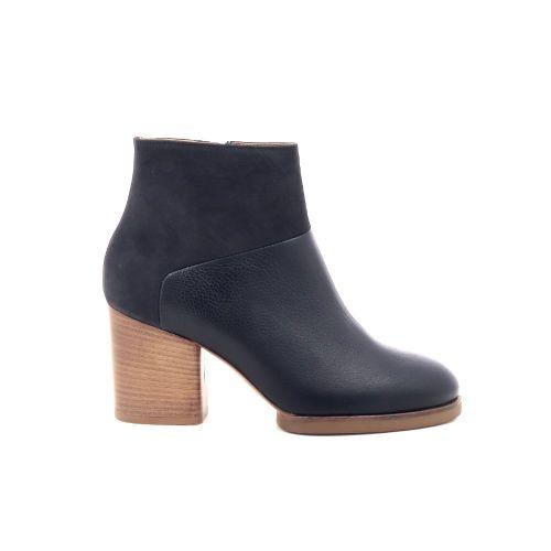 Atelier content damesschoenen boots zwart 201074