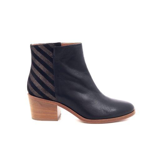 Atelier content damesschoenen boots zwart 201066