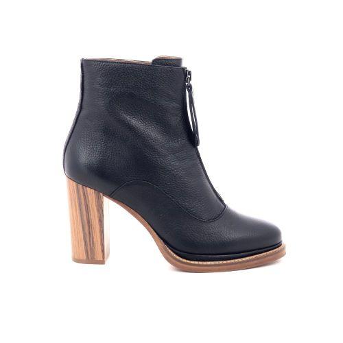 Atelier content damesschoenen boots zwart 201076