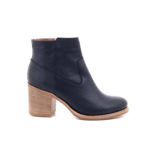 Atelier content damesschoenen boots zwart 201068