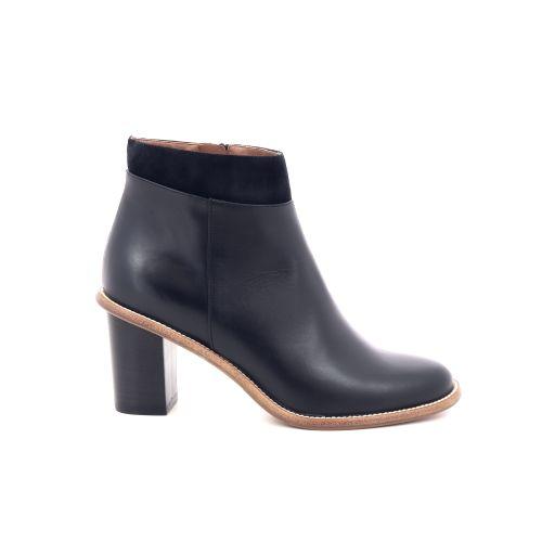 Atelier content damesschoenen boots zwart 201070