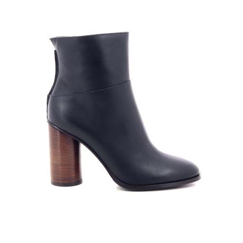 Atelier content damesschoenen boots zwart 201077