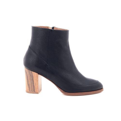 Atelier content damesschoenen boots zwart 201069