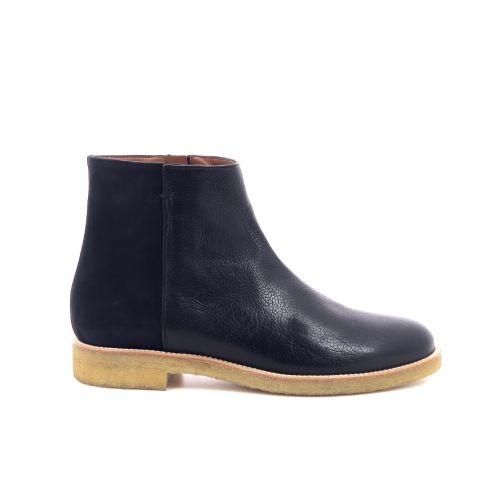 Atelier content damesschoenen boots zwart 201062