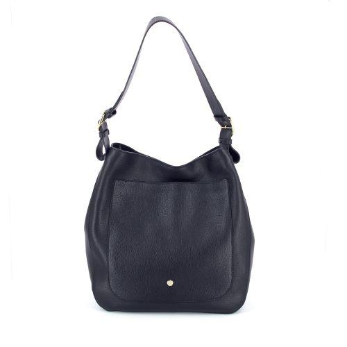 La pomme tassen handtas zwart 180095