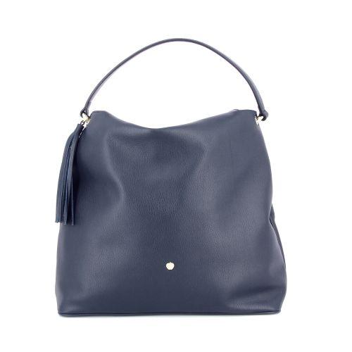 La pomme tassen handtas blauw 180119